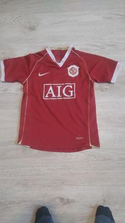 Koszulka Manchester United Rooney dziecięca 140-152