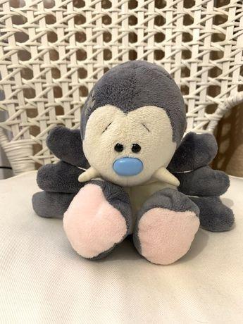 Zabawka pluszanka maskotka My Blue Nose Friends pająk pajączek
