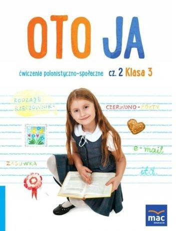OTO JA Ćwiczenia Polonistyczno-Społeczne kl3 cz2