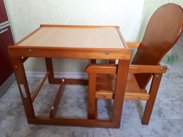 Продам детский столик- стульчик