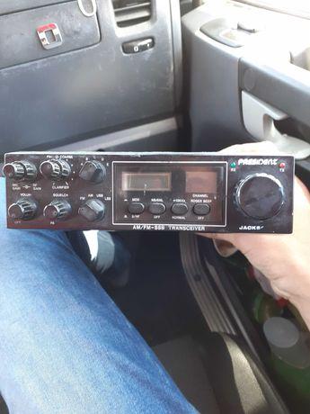 Rádio CB President com Antena