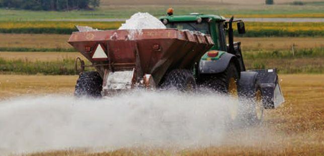 Wapno rolnicze, węglanowe, węglanowo-magnezowe, z siarką