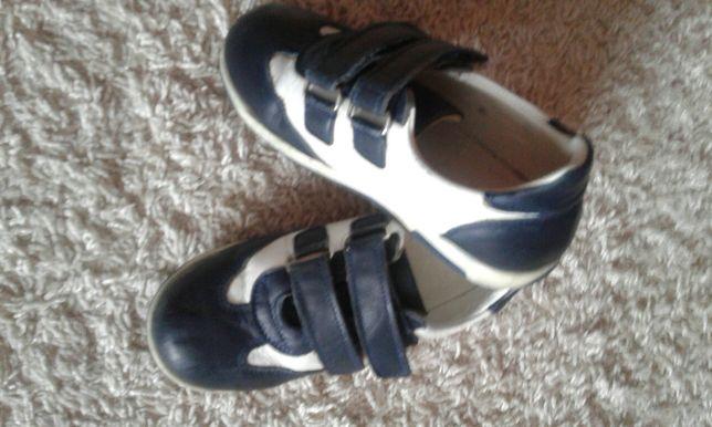 Кожаные ортопедические кроссовки Таши - орто, размер - 29.