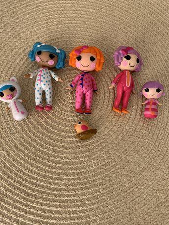 Лалалупси в пижамах