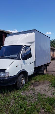 Газель 2002 фургон