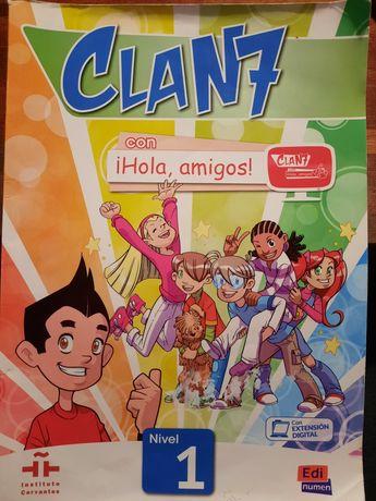 Podręcznik do nauki języka hiszpańskiego hiszpana