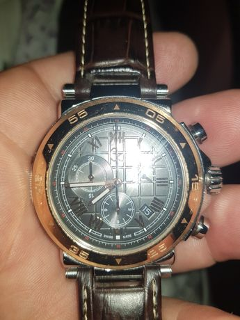 Relógio gc conografo quartzo