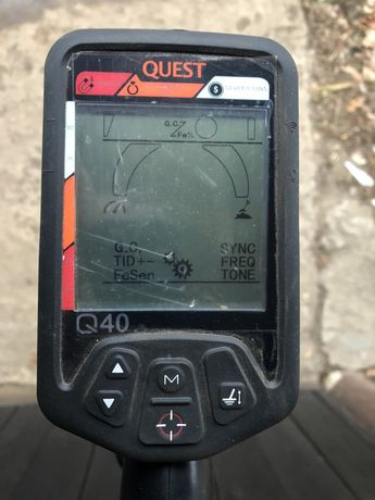 Металлоискатель Q40