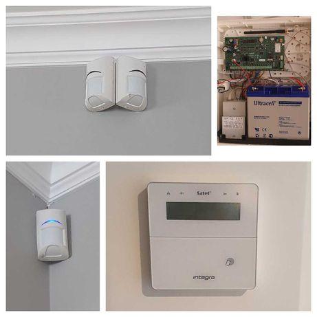 Alarmy, systemy alarmowe - profesjonalny montaż i serwis