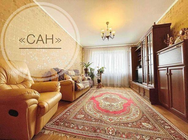 Продам трехкомнатную квартиру на Лушпы