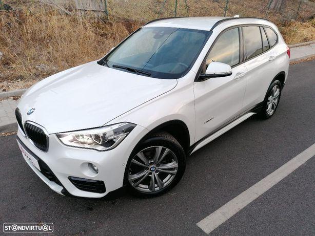 BMW X1 18 d sDrive Advantage
