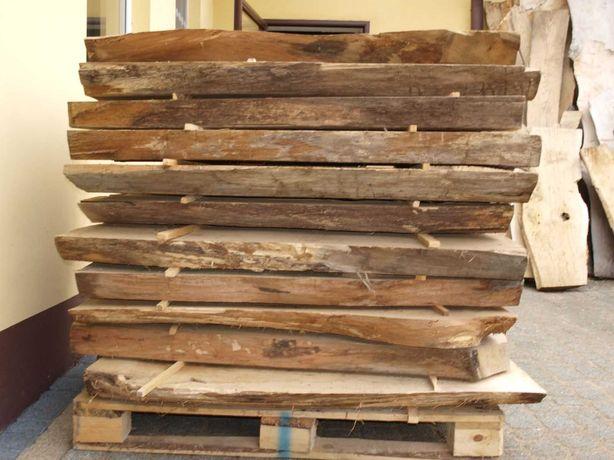 Monolity / bale dębowe pod żywicę lub mniejsze elementy z drewna