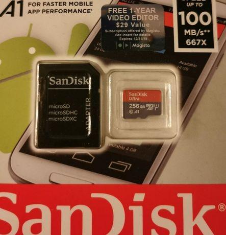 Karty pamięci SanDisk Extreme i PRO w rewelacyjnej cenie;