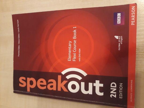 Podręcznik język angielski Speak Out + DVD-ROM - wysyłka w cenie