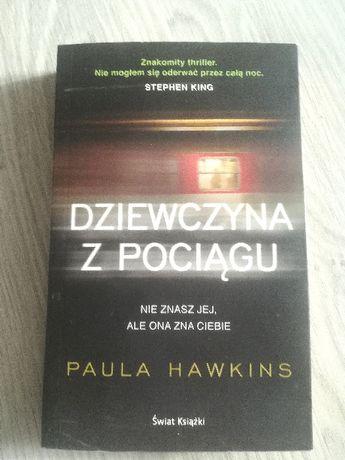 Dziewczyna z pociągu - Paula Hawkins