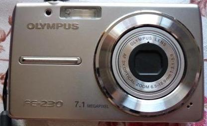 Olympus FE-230 w idealnym stanie Aparat Foto