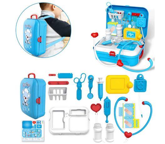 Игровой набор детский Портативный рюкзак Doctor toy