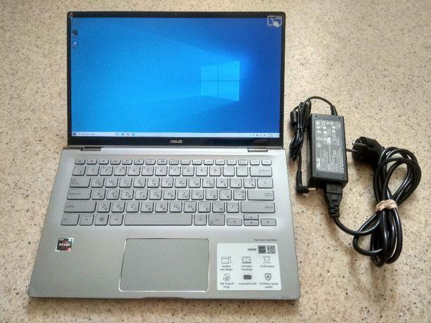 """Продам 14"""" ноутбук трансформер ASUS 2в1 Q406D (Q406DA) 360° с нюансом."""