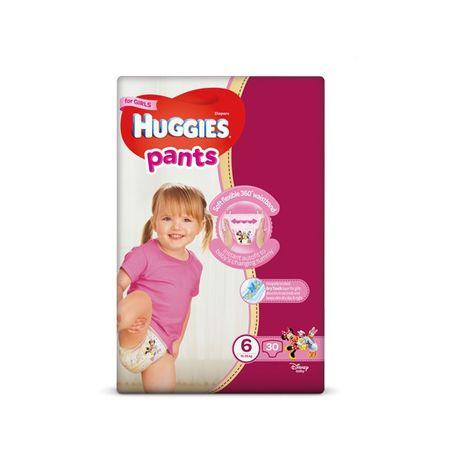 Трусики-подгузники Huggies Pants 6 30шт
