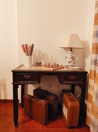 (BAIXA PREÇO) Móvel aparador madeira com vidro