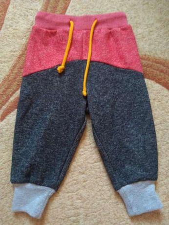 5-10-15 Spodnie dresowe niemowlęce74