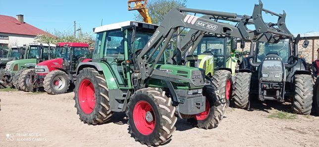 Fendt 308 Farmer Nowy motor MWM tur MX 100 Deutz 308 C tur Stoll