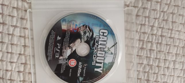 Jogo call of duty black ops para plataforma PlayStation 3