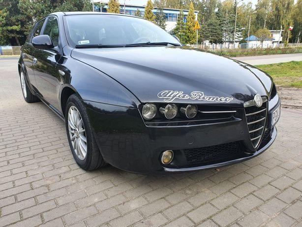 Alfa Romeo 159 1.9 benzyna 2007 rok 4 lata w PL