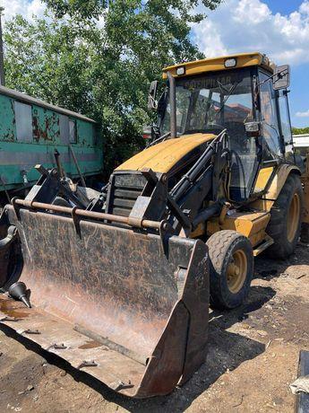 caterpillar 428c CAT 428C koparko ładowarka