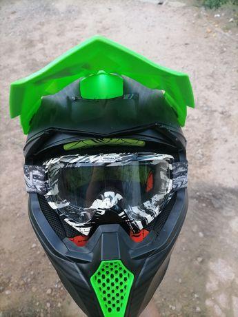 Oculos para motocross