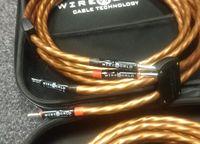 WireWorld Mini Eclipse 8 kabel głośnikowy Trans Audio Hi-Fi Wrocław