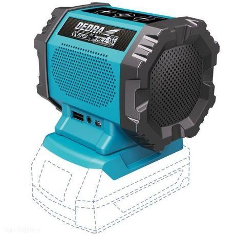 Głośnik Bluetooth Akumulatorowy 18V DEDRA DED7004