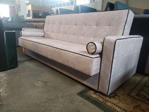 Nowa wersalka AWIS wygodna do spania, rozkładana, sofa łóżko, tapczan