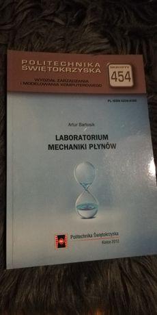 Laboratorium mechaniki płynów politechnika świętokrzyska