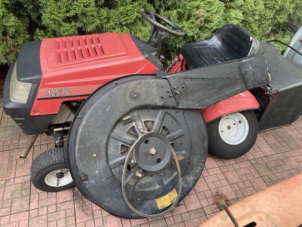 Traktorek kosiarka z koszem mtd brigs dla masterkowicza