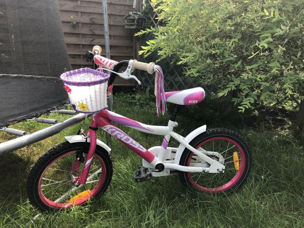 Rower dziewczęcy Kross Pretty 16'