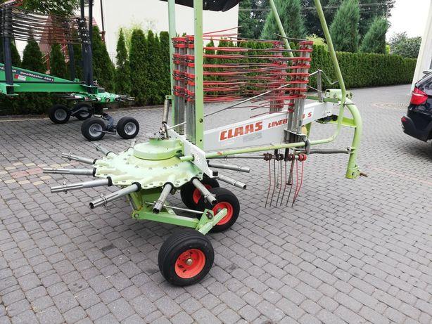 Zgrabiarka karuzelowa Claas Liner 430 S Tandem kołowy