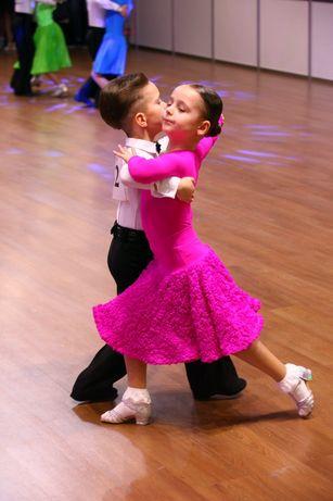 Ювенальское рейтинговое платье бейзик для бальных танцев