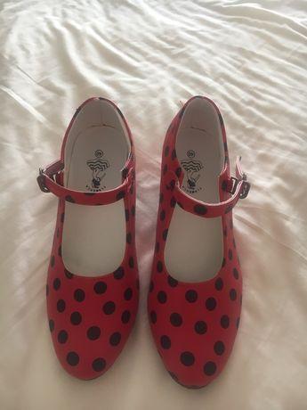 Sapatos Sevilhana