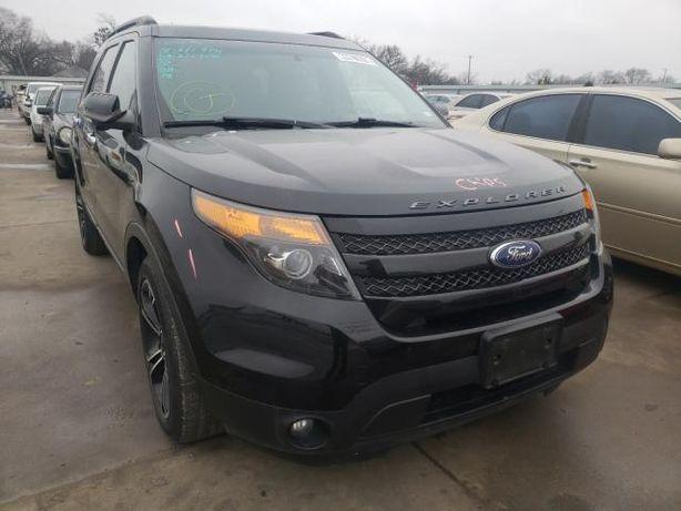 Ford Explorer Sport 2014 из США!