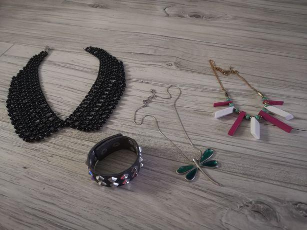 Naszyjniki biżuteria