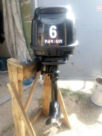 Лодочный мотор Парсун 6 4т.