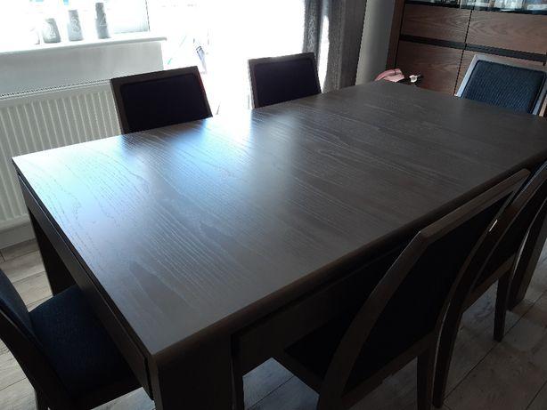Stół + krzesła - kolekcja Ontario Paged