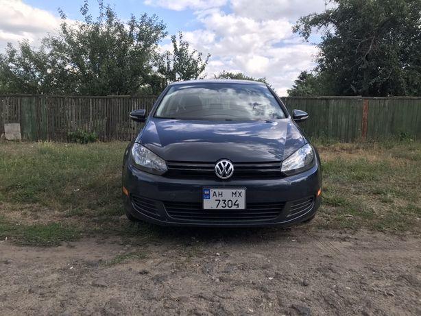 Volkswagen Golf Vl Гольф 6