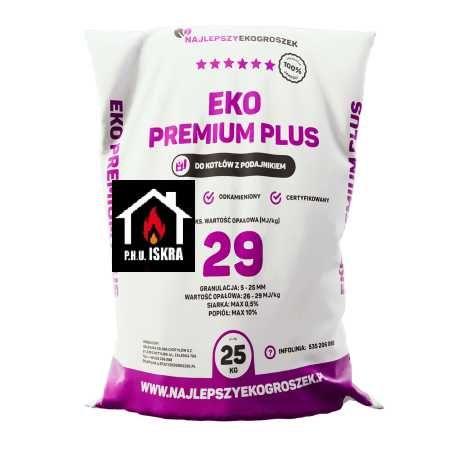 Ekogroszek Premium Plus 29 MJ/kg eko-groszek