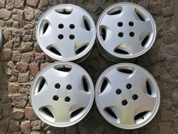 "Oryginalne felgi aluminiowe CITROEN 15"" 4x108x65,1 C5 Berlingo Peugeot"