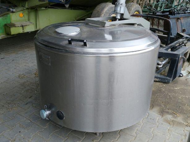 Zbiornik do mleka schładzalnik Alfa Laval