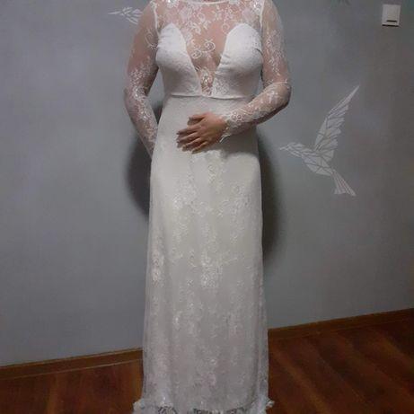 Suknia ślubna nr 3 Nowa Promocja