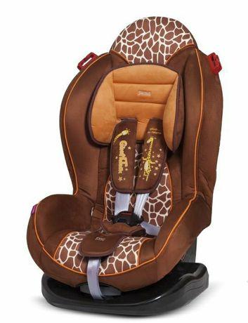 Fotelik samochodowy żyrafa od 9 do 25 kg