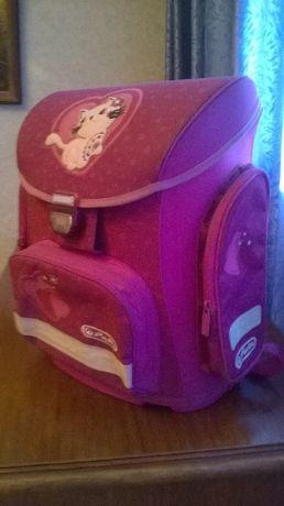 Ранец «Herlitz» для девочки в идеальном состоянии, носили пол года !!!